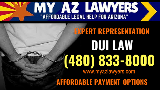 My AZ Lawyers best DUI Lawyer